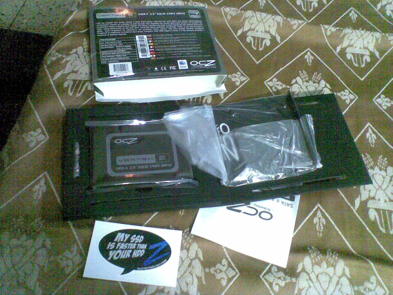 SSD Unboxed/Content