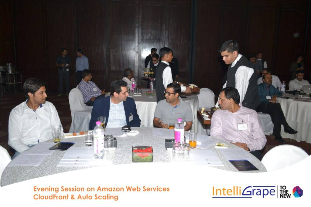 Evening Session on AWS CloudFront& Auto Scaling by Amazon and IntelliGrape Software-3