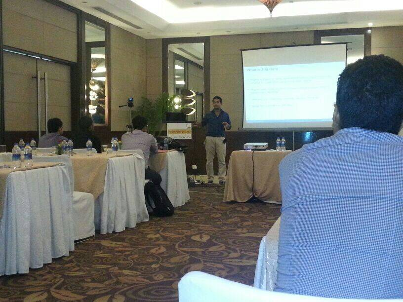 BigData Search Simplified with Elastic Search by Manoj Mohan @ IndicThread'13-2