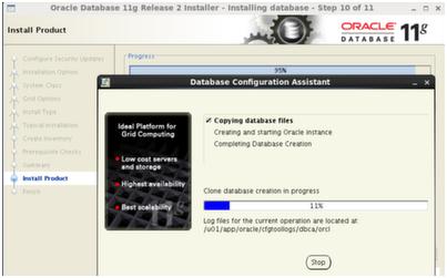 Installing Oracle 11g on Cloud (EC2 instance RHEL/Centos 6 x
