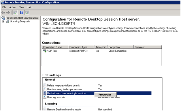 Enable multiple RDP sessions on Windows 2008 and 2012 R2