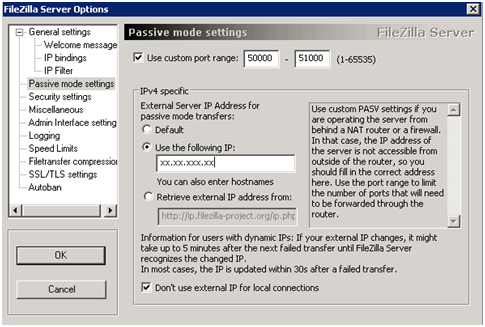 Setup FTP Account on particular folder/directory in AWS Windows