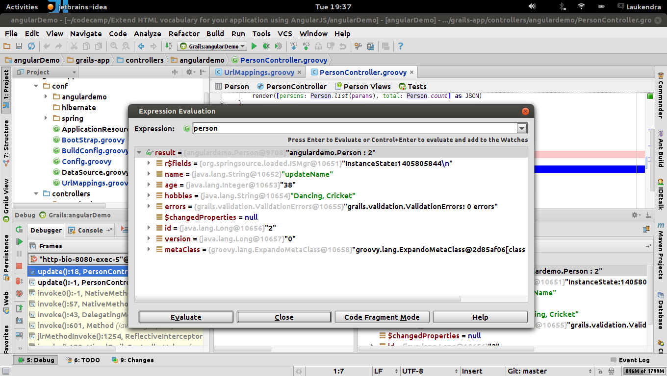 Debugging in IntelliJ IDEA: Part 1 | TO THE NEW Blog