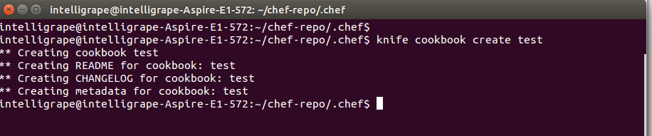 knife cookbook create