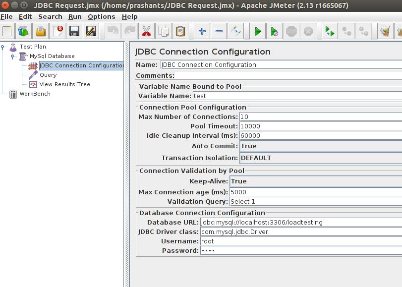 Jmeter_config