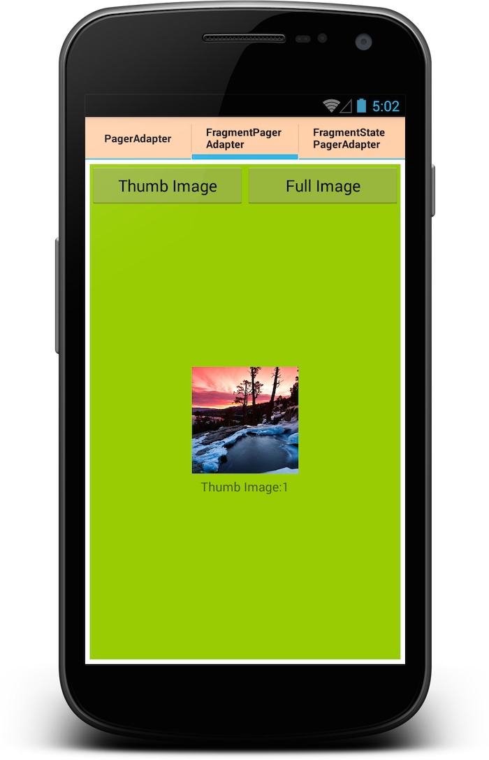 Updating ViewPager With New Data Dynamically | TO THE NEW Blog