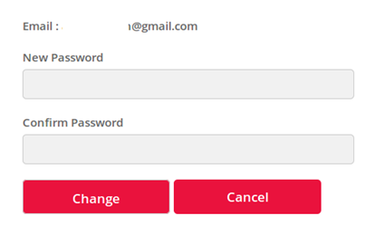 Abusing Password reset functionality to steal user data