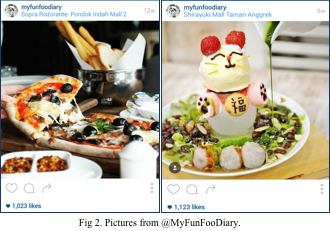 myfunfoodiary instagram