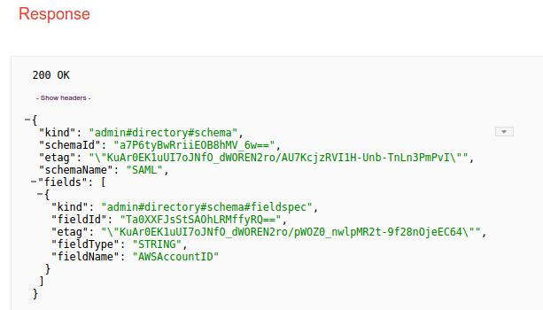 Cross-domain SSO with Google into AWS Console using SAML