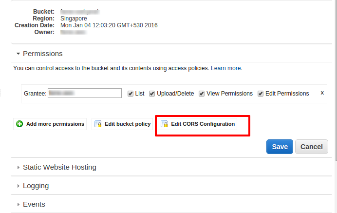 Streaming Videos On Demand using Amazon Cloudfront and S3