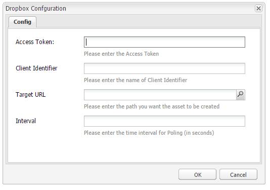 Dropbox Configuration