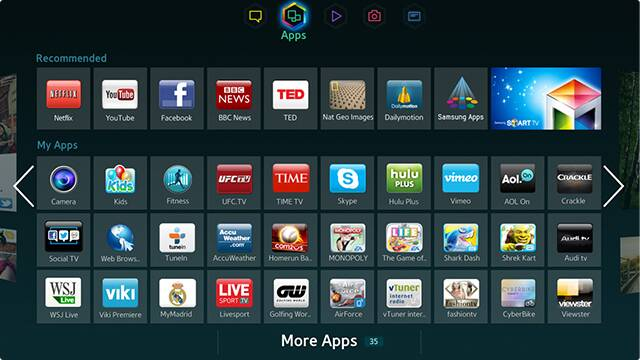 Enjoy access to all of the apps you want