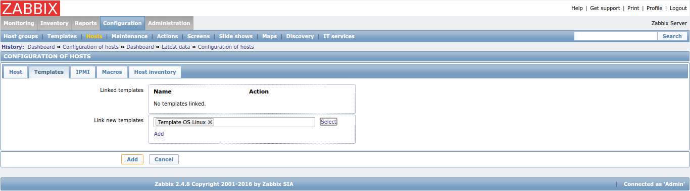 Getting Started with Zabbix | TO THE NEW Blog