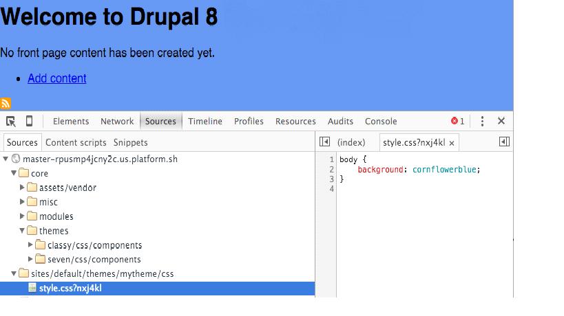 drupal asset management