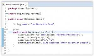 Soft Assertions in Selenium using TestNG | TO THE NEW Blog