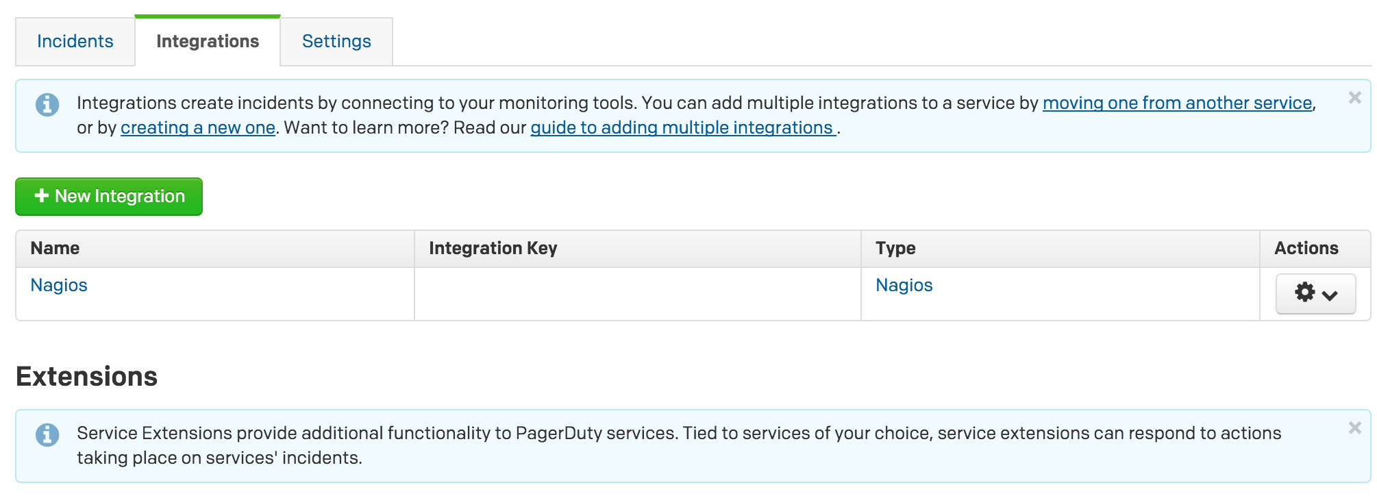 Integrate Nagios with PagerDuty