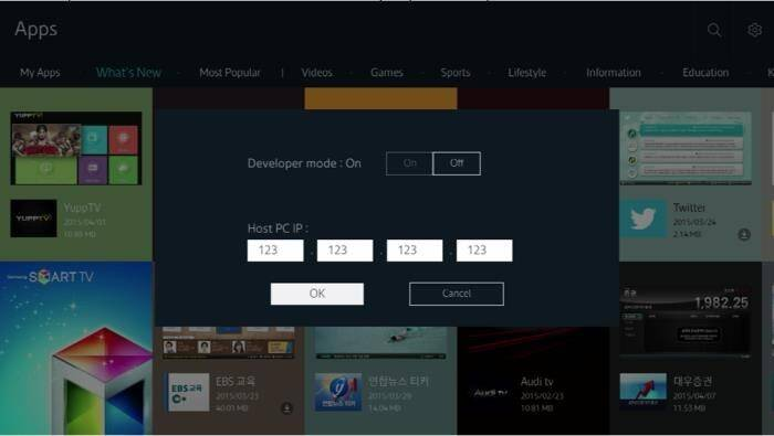 How to Install Tizen Dev build in Samsung Smart TV? | TO THE NEW Blog