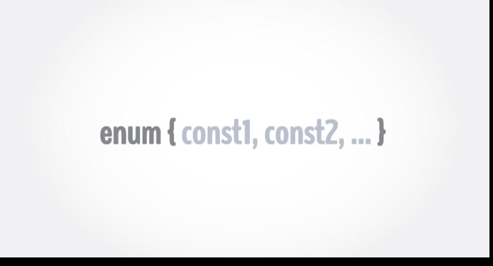 Basics of Swift Enumeration for Constructing Rest Web