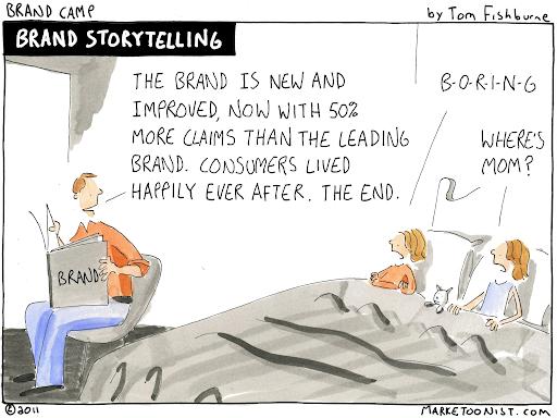 B2B storytelling
