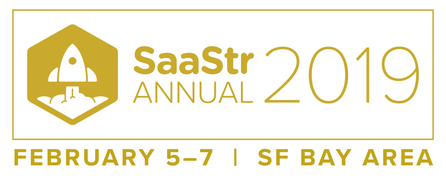 TO THE NEW at SaaStr Annual 2019