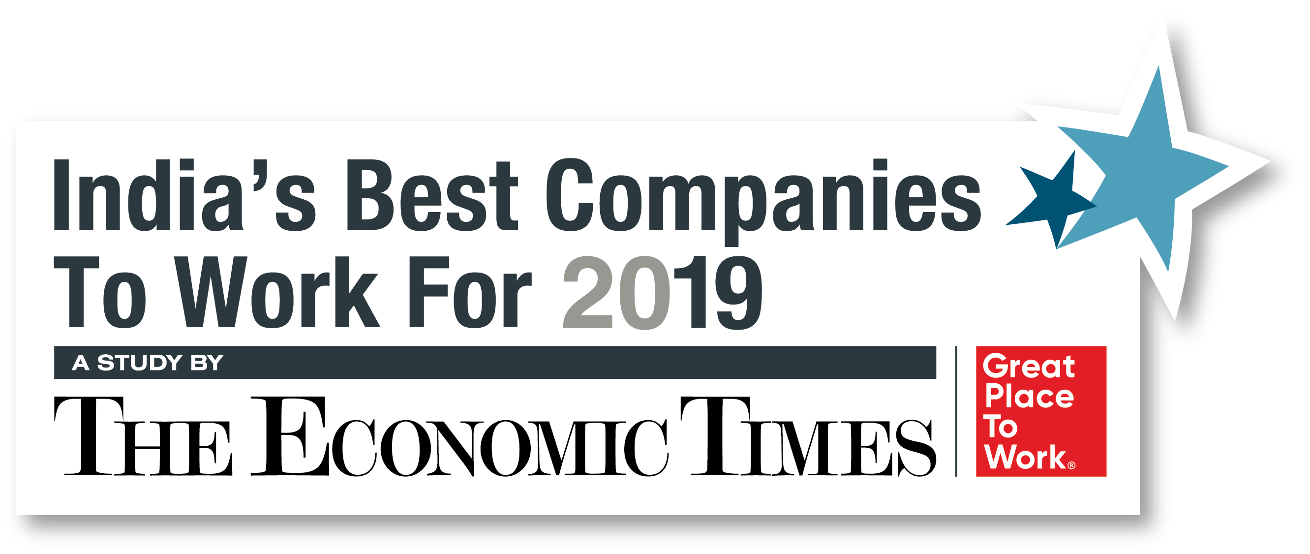 TO THE NEW Recognized Among India's Top 100 Best Companies To Work For, 2019