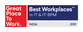 TO THE NEW is among top 25 India's Best Workplaces in IT & IT-BPM 2019