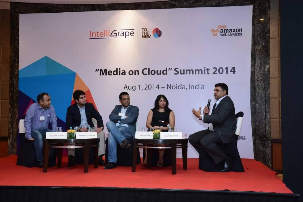 media-on-cloud