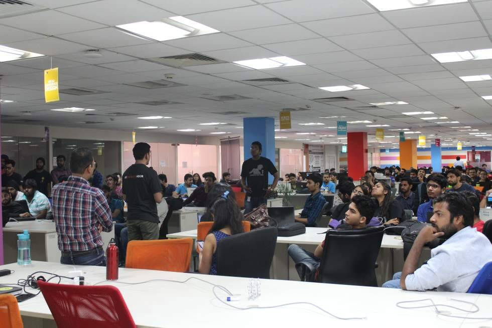 AngelHack Global Hackathon Series: New Delhi, at TO THE NEW