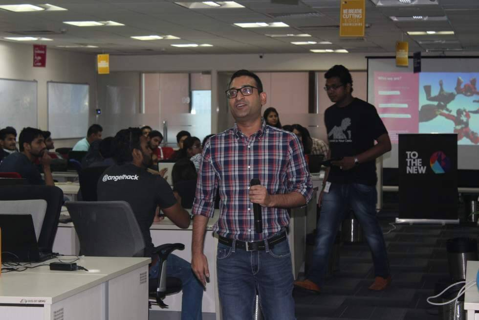 Keynote session by Raman Mittal, Vice President - Inside Sales & Marketing