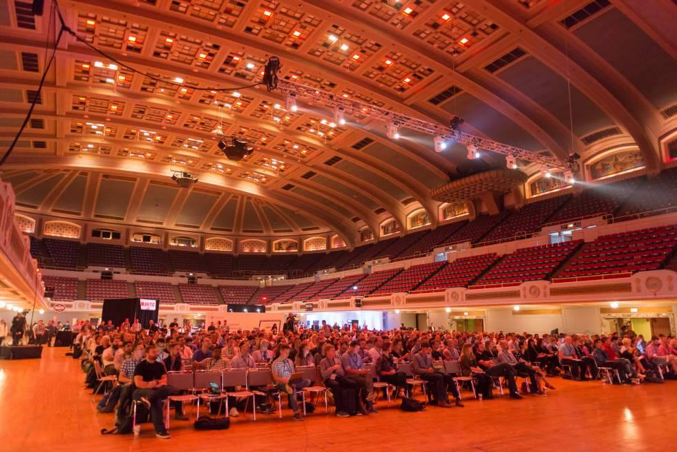 'Industry: The Product Conference' in Cleveland, Ohio