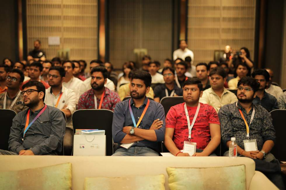 Audience at TechFluence