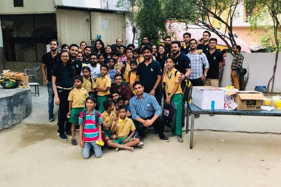 Pahal's Visit to Saikripa Orphanage