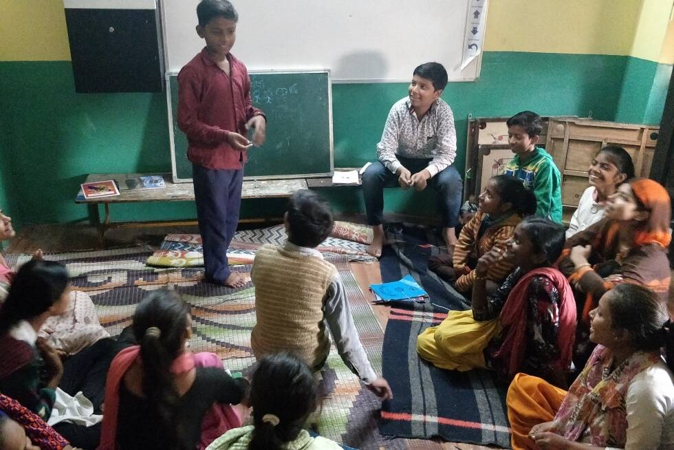 Spoken English Sessions by Pahal