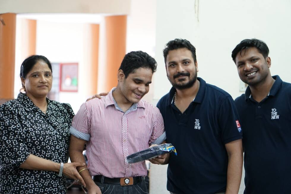 Prize Distribution by Team Pahal